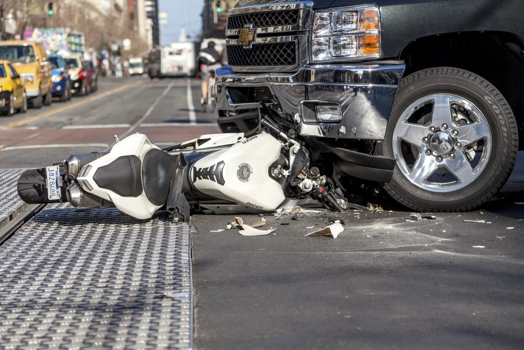 Motorcycle Accident Lawyer - Chicago, IL
